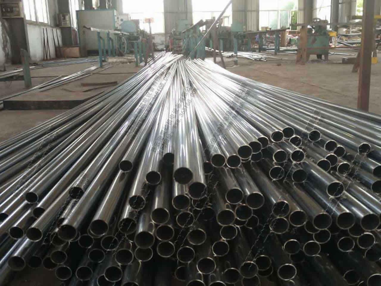 不銹鋼(gang)焊管-不銹鋼(gang)焊接管