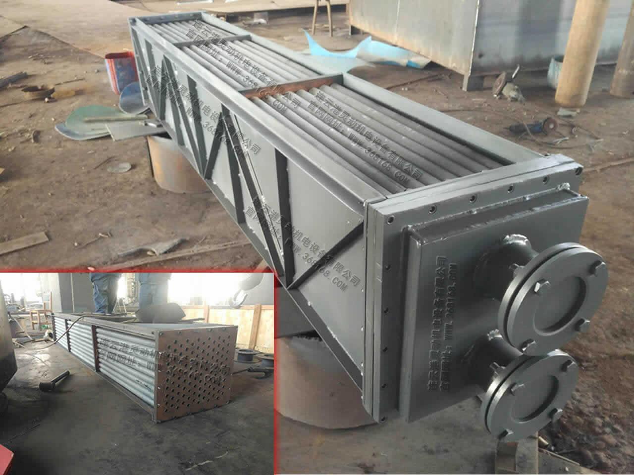 空氣冷卻(que)器換管-空冷器換管