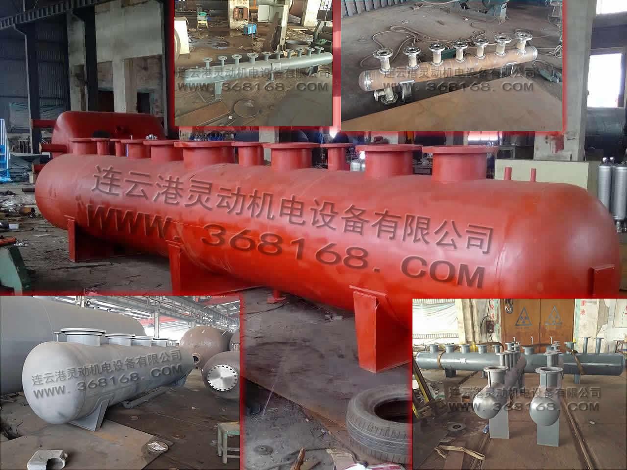 分集水(shui)器-供熱(re)蒸汽聯(lian)箱